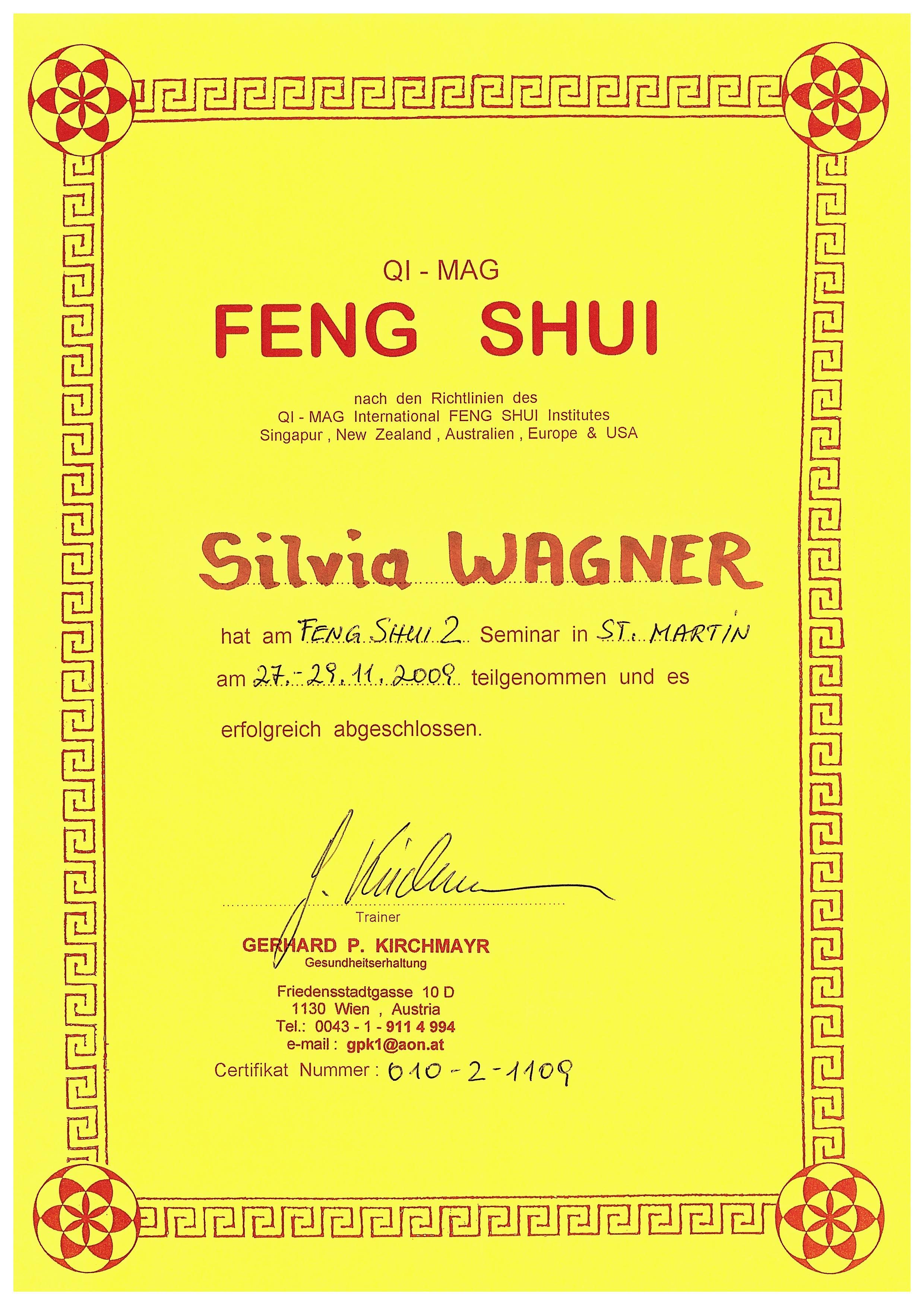 Feng Shui 209